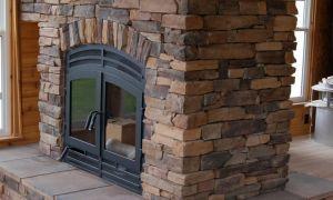 27 Inspirational Double Sided Wood Burning Fireplace