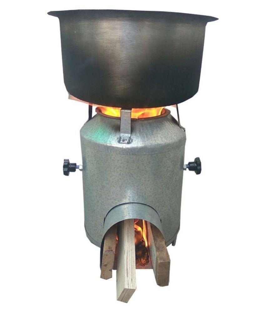 Wood Stove Family Metal Smokeless SDL 1 5599d