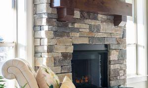 21 Awesome Driftwood Fireplace Mantel