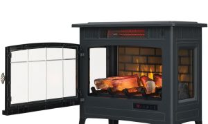 14 Fresh Duraflame Electric Infrared Quartz Fireplace Stove with 3d Flame Effect