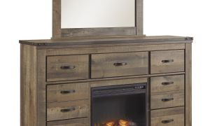 21 Awesome Electric Fireplace Dresser
