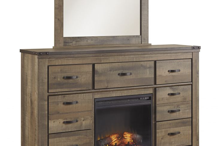 Electric Fireplace Dresser Best Of Signature Design by ashley B446 32