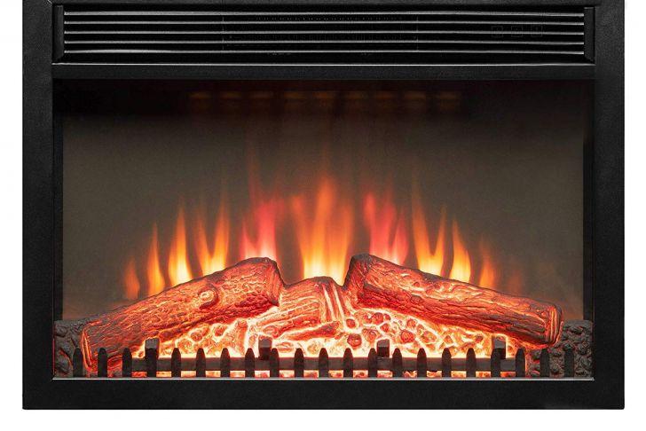 "Electric Fireplace Heating Element Fresh Amazon Golden Vantage 23"" 5200 Btu 1500w Adjustable"