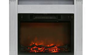 13 Fresh Electric Fireplace Insert with Mantel