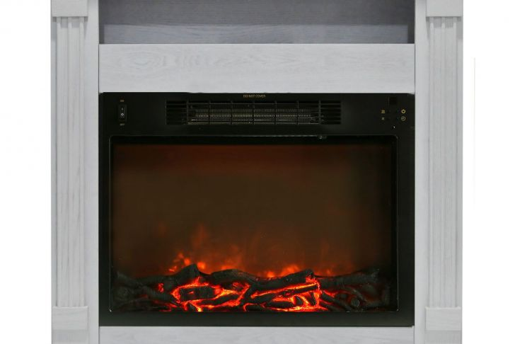 Electric Fireplace Insert with Mantel Luxury Cambridge Sienna Fireplace Mantel with Electronic Fireplace