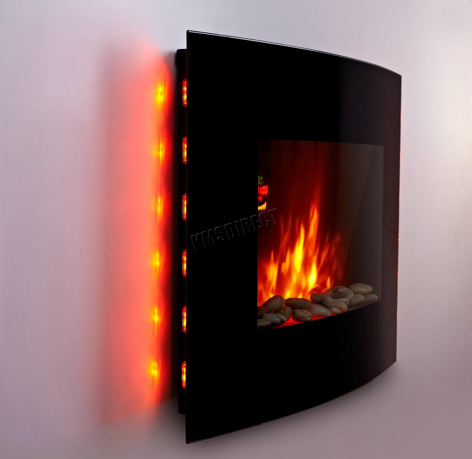 FIREPLACE LED BACKLIT VAR KMSWM0016