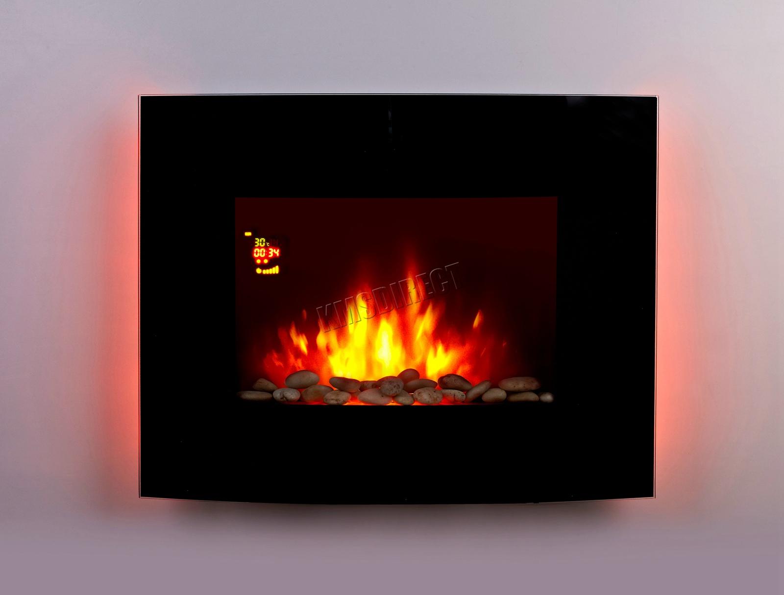 FIREPLACE LED BACKLIT VAR KMSWM0015