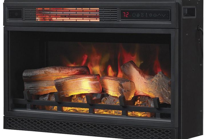 Electric Fireplace Replacement New Fabio Flames Greatlin 3 Piece Fireplace Entertainment Wall