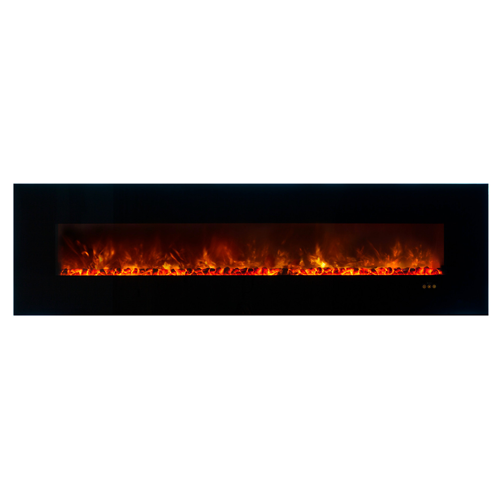 """Electric Fireplace Wall Insert Inspirational Modern Flames Clx 2 100"""" Built In Wall Mounted Electric"""