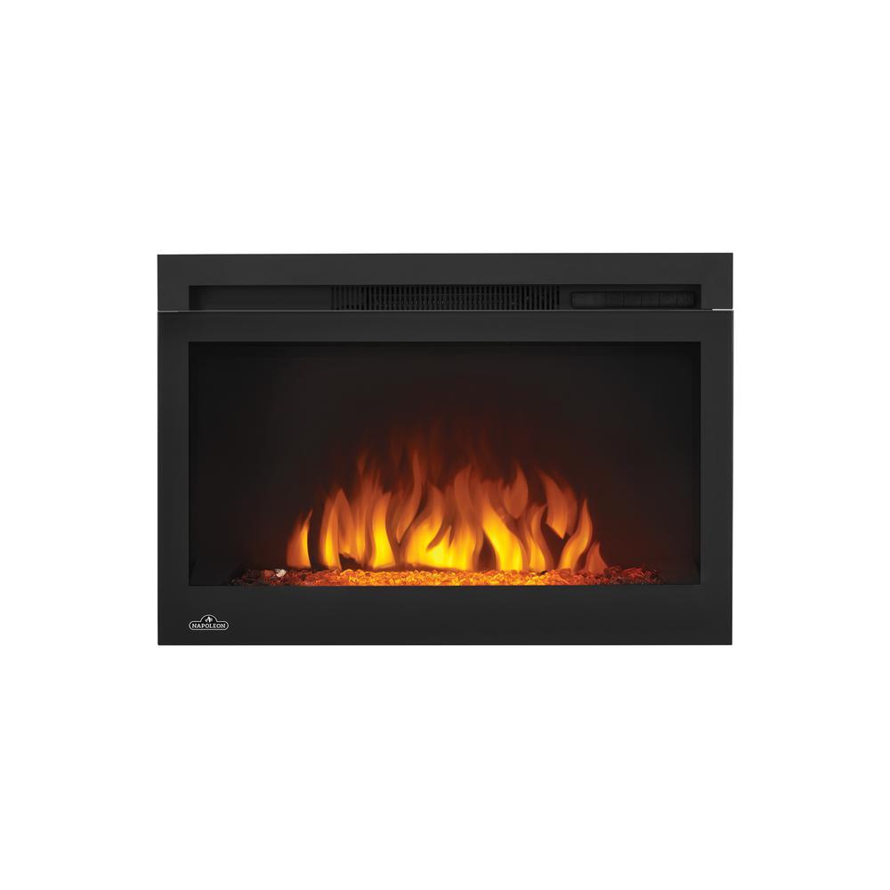 napoleon electric fireplace inserts nefb27hg 3a 64 1000