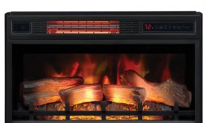 17 Luxury Electric Insert for Wood Burning Fireplace