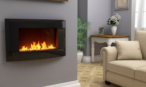 25 Unique Electric Wall Fireplace Heater