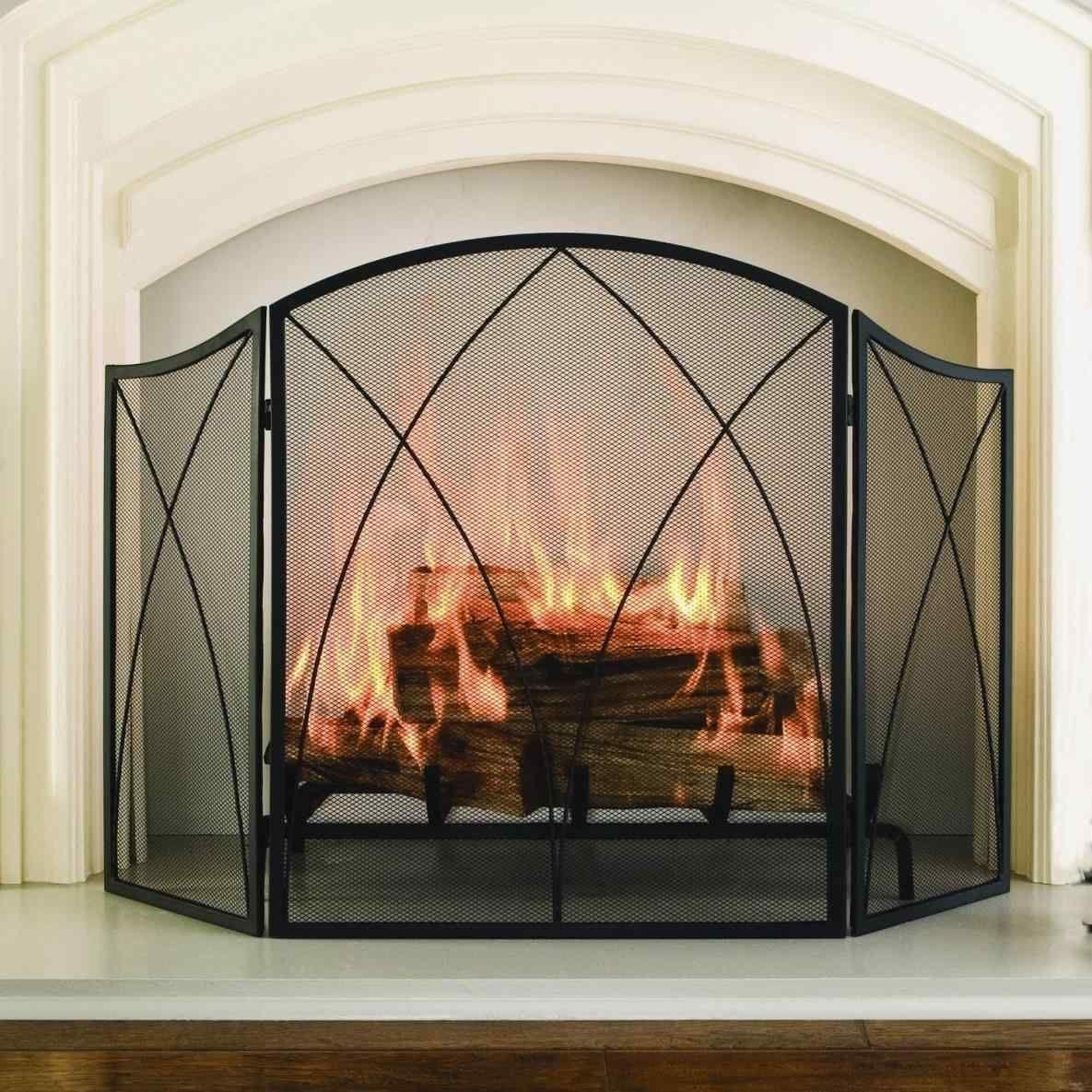 Extra Wide Fireplace Screen Luxury 11 Best Fancy Fireplace Screens Design and Decor Ideas