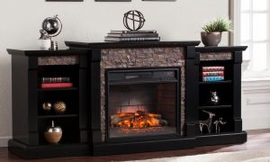 30 Fresh Faux Stone Electric Fireplace