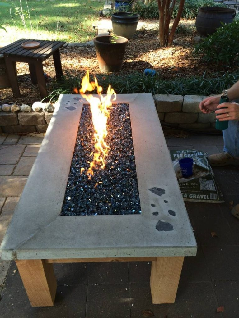 fireplace tables outdoor beautiful build your own gas fire table of fireplace tables outdoor