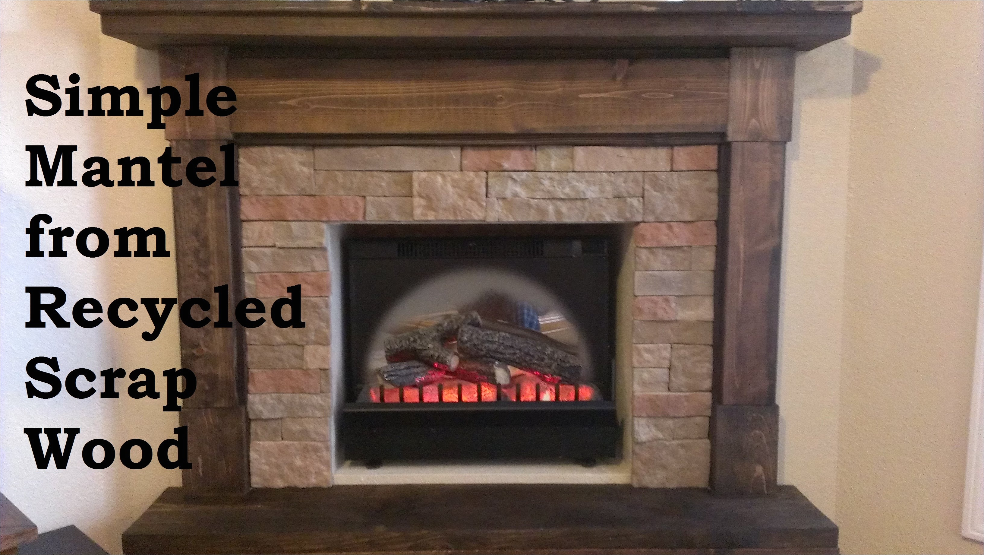 how to build a fireplace mantel from scratch building a fireplace mantel from scrap wood youtube of how to build a fireplace mantel from scratch