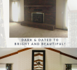Fireplace Backsplash Awesome 5 Simple Steps to Painting A Brick Fireplace
