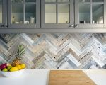 29 Beautiful Fireplace Backsplash