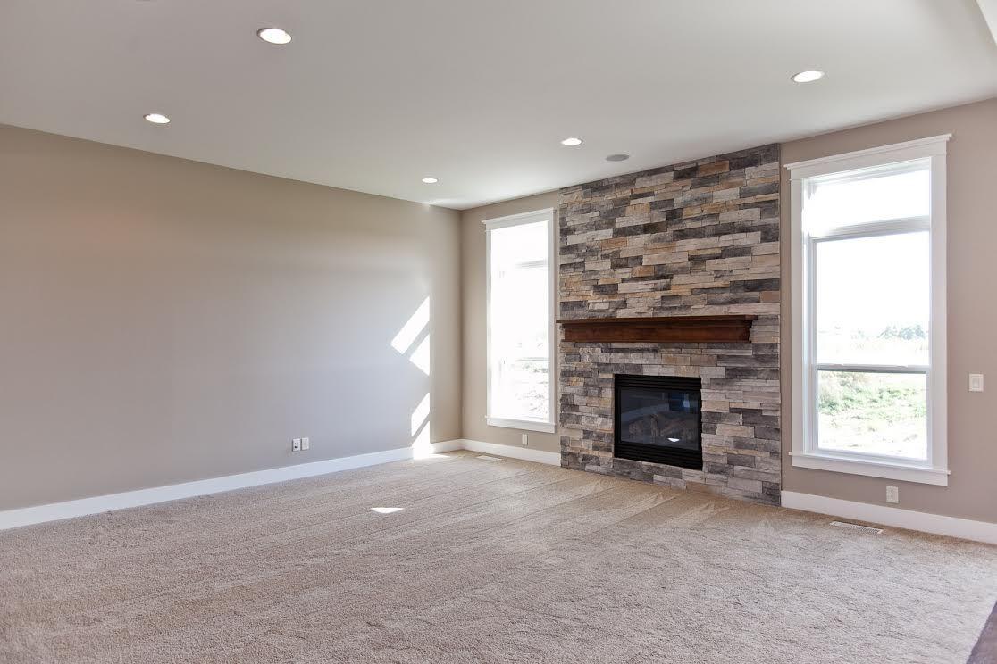 Fireplace Backsplash New Prestige Dry Stack Stone Veneer Interior Stone