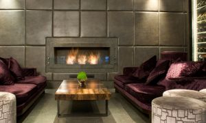 20 Awesome Fireplace Bar