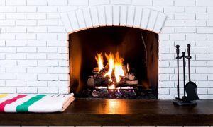 21 Luxury Fireplace Blanket
