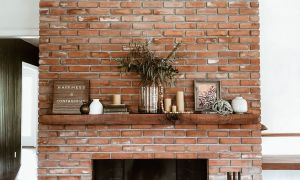 18 Lovely Fireplace Bricks Lowes