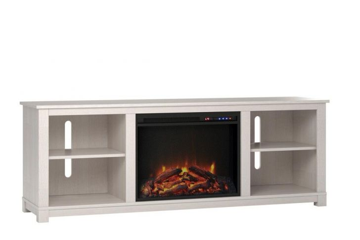 Fireplace Credenza Fresh 60 Brenner Tv Console with Fireplace Ivory Room & Joy