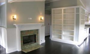 27 Beautiful Fireplace Crown Molding