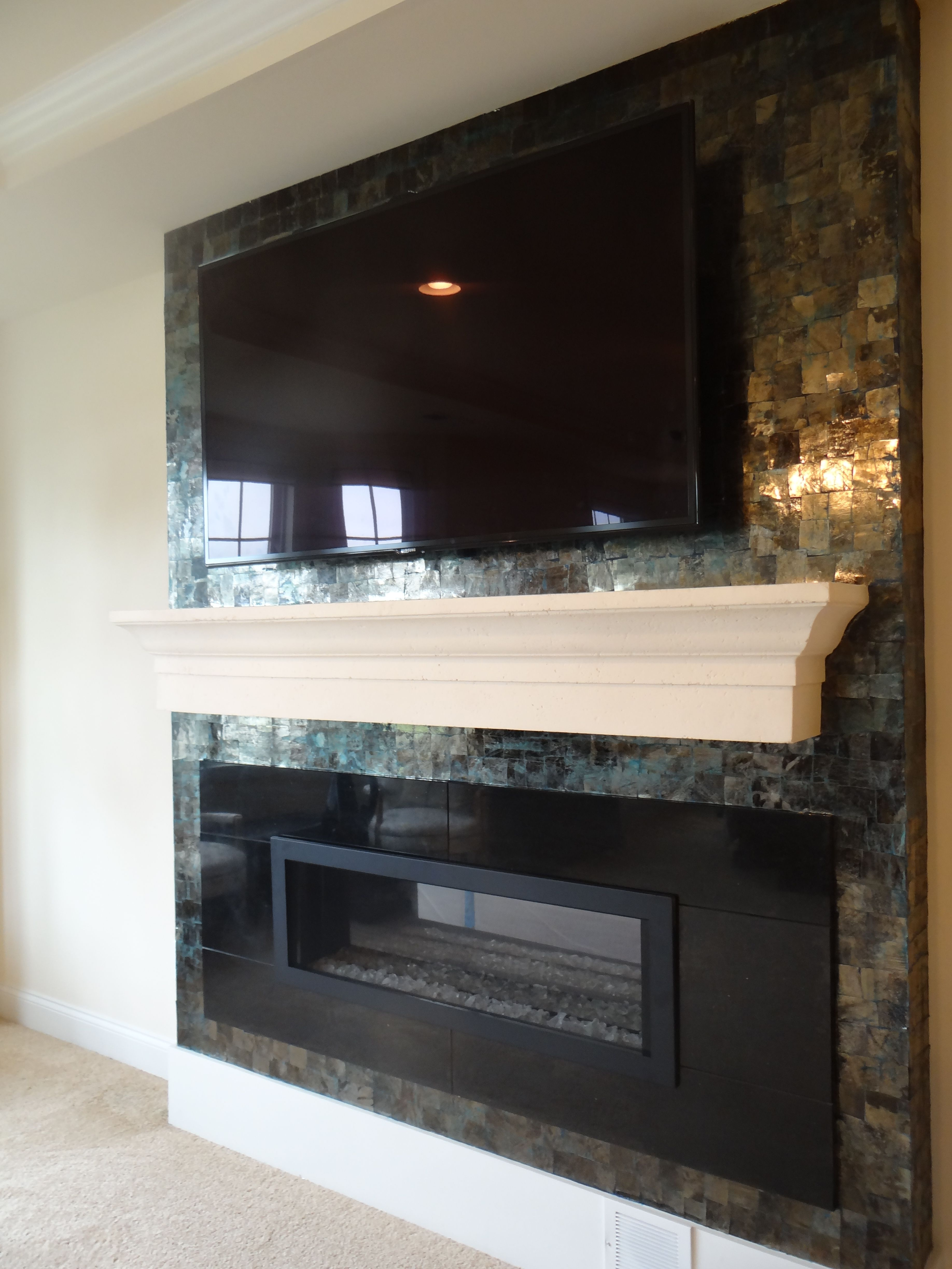 Fireplace Decor with Tv New Mica Fireplace Surround