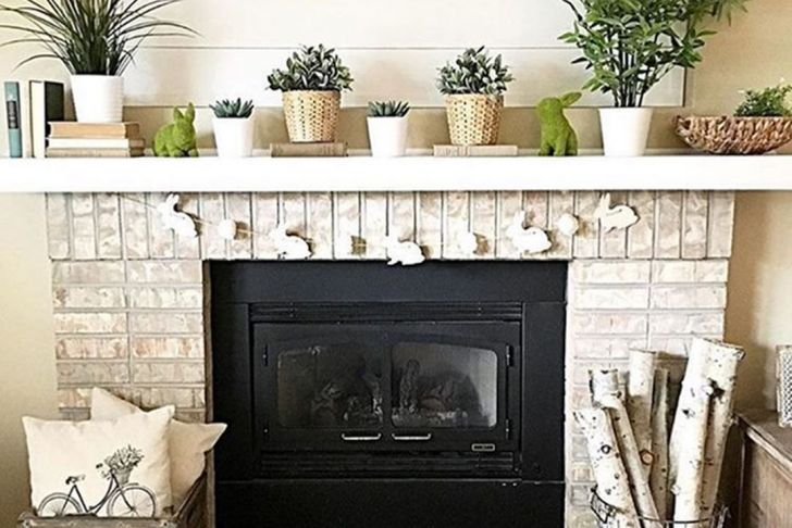 Fireplace Decorating Ideas Photos Inspirational Farmhouse Fireplace Mantel Decor Decor It S
