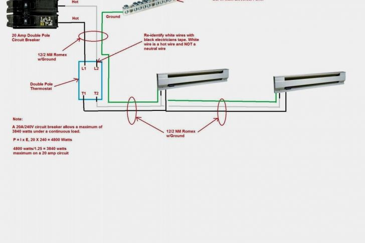 Fireplace Diagram Unique Wiring Diagram for 220 Volt Baseboard Heater