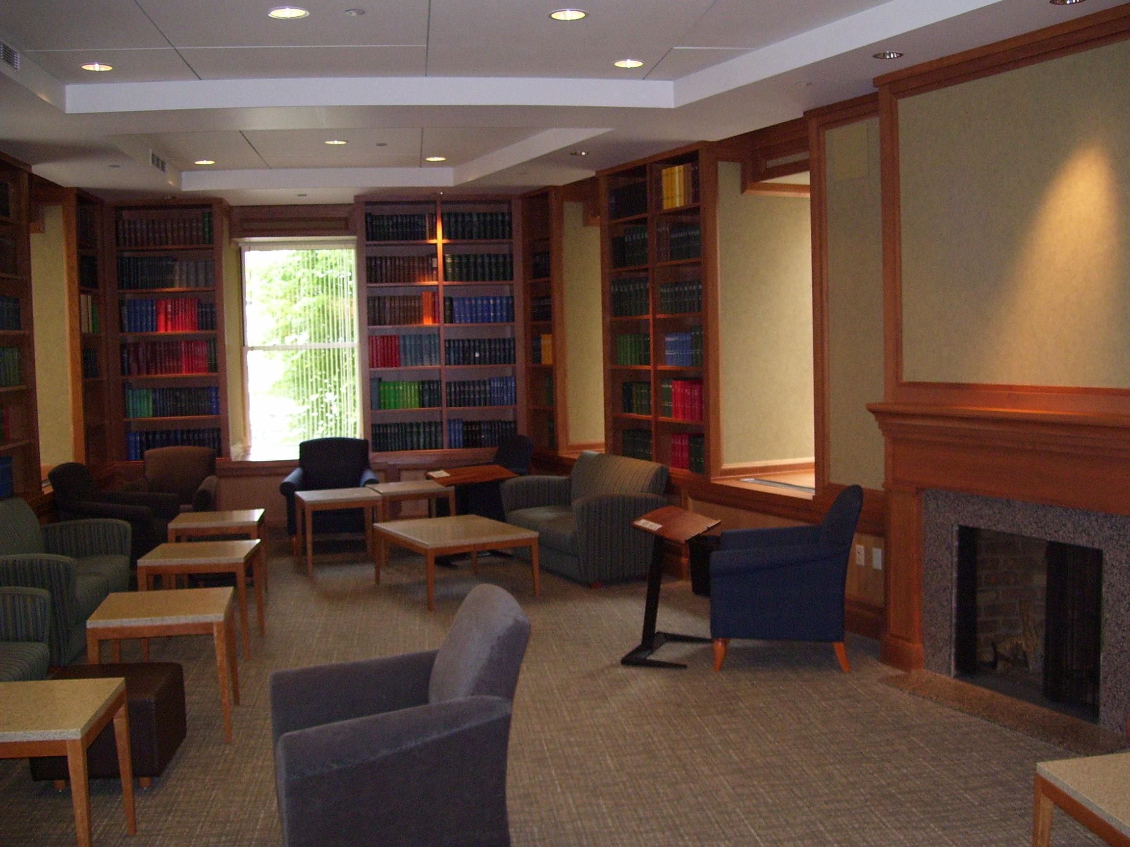 Suffolk University Sawyer Library