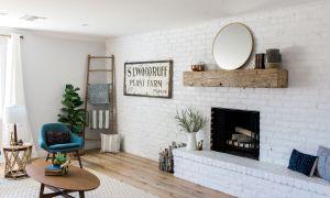 20 Beautiful Fireplace Feature Wall