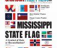 Fireplace Freddie Luxury V14n01 Mississippi State Flag by Jackson Free Press Magazine