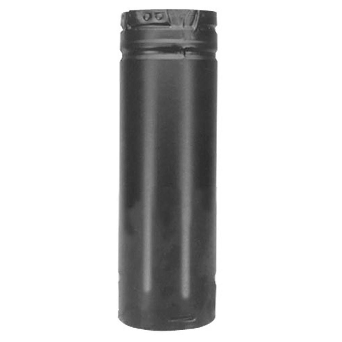 nle5sp 4pvp 36b 00 4 x 36 pelletvent pro black pellet stove chimney pipe 4pvp 36b 6291 main