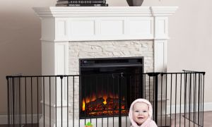 25 Awesome Fireplace Gate for Baby Proofing