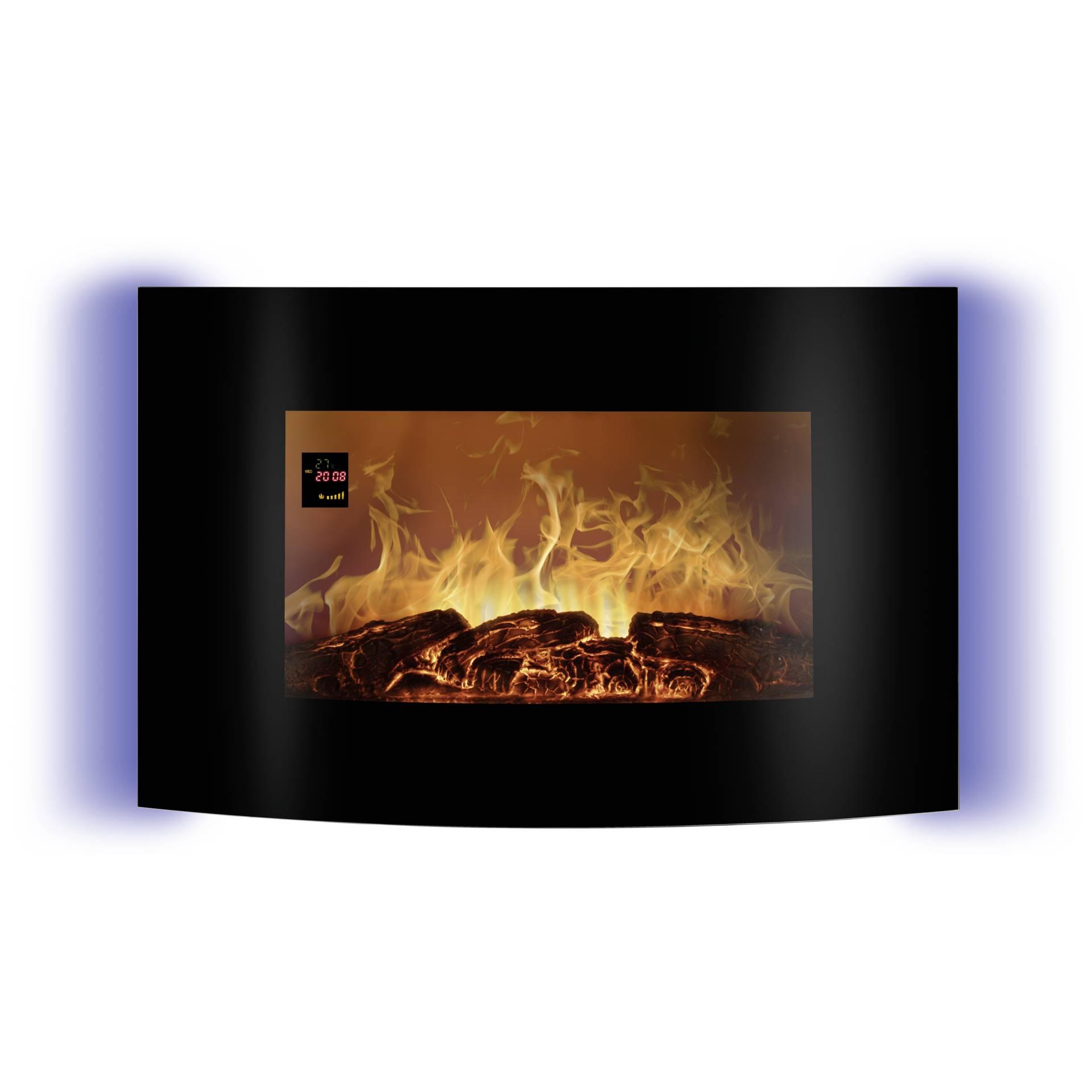 Fireplace Heater Inspirational Bomann Ek 6021 Cb Black Electric Fireplace Heater
