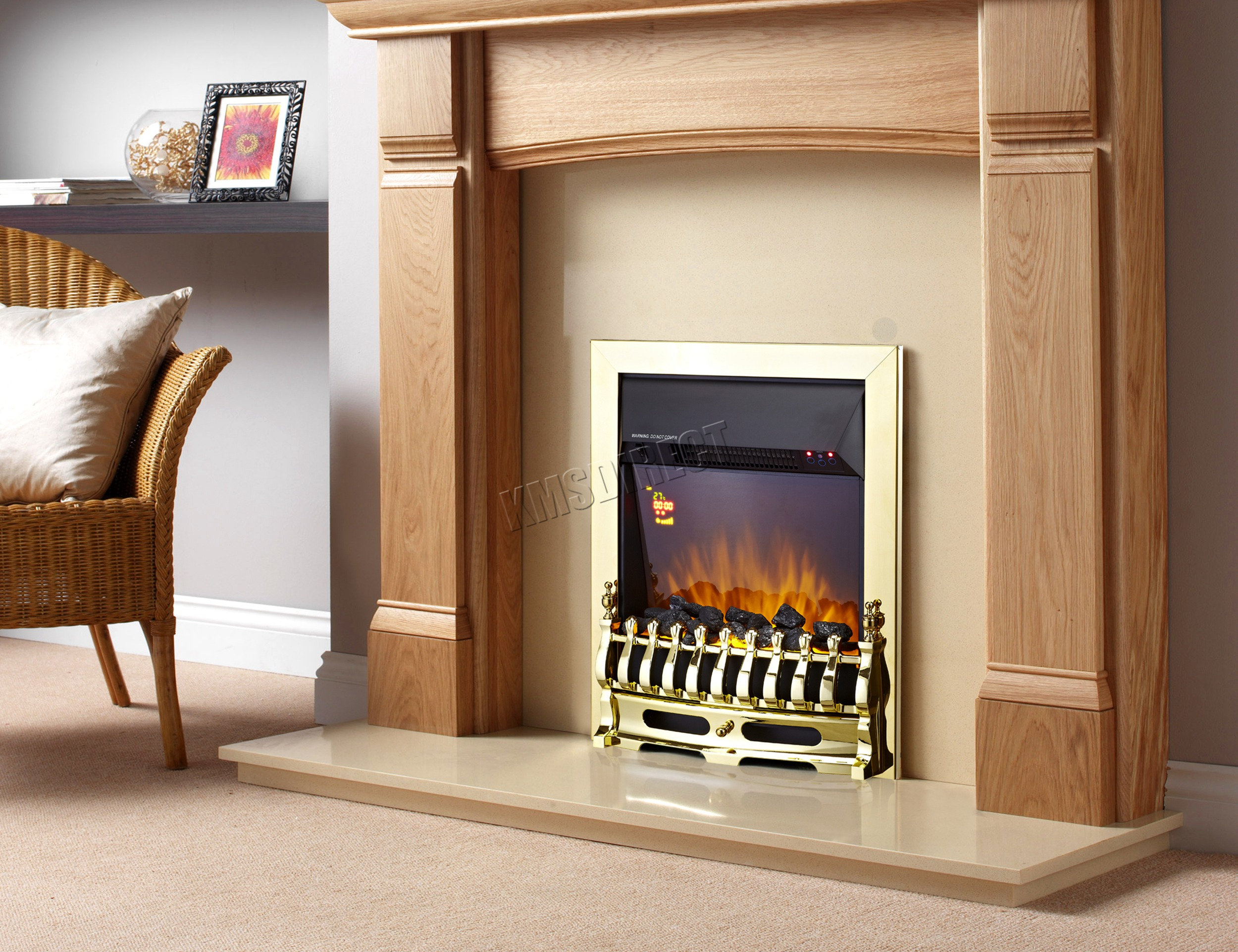 Fireplace Insert Repair Near Me Best Of Details About Spare Repair Foxhunter Electric Insert Fireplace Log Heater Flame 2kw Efi01