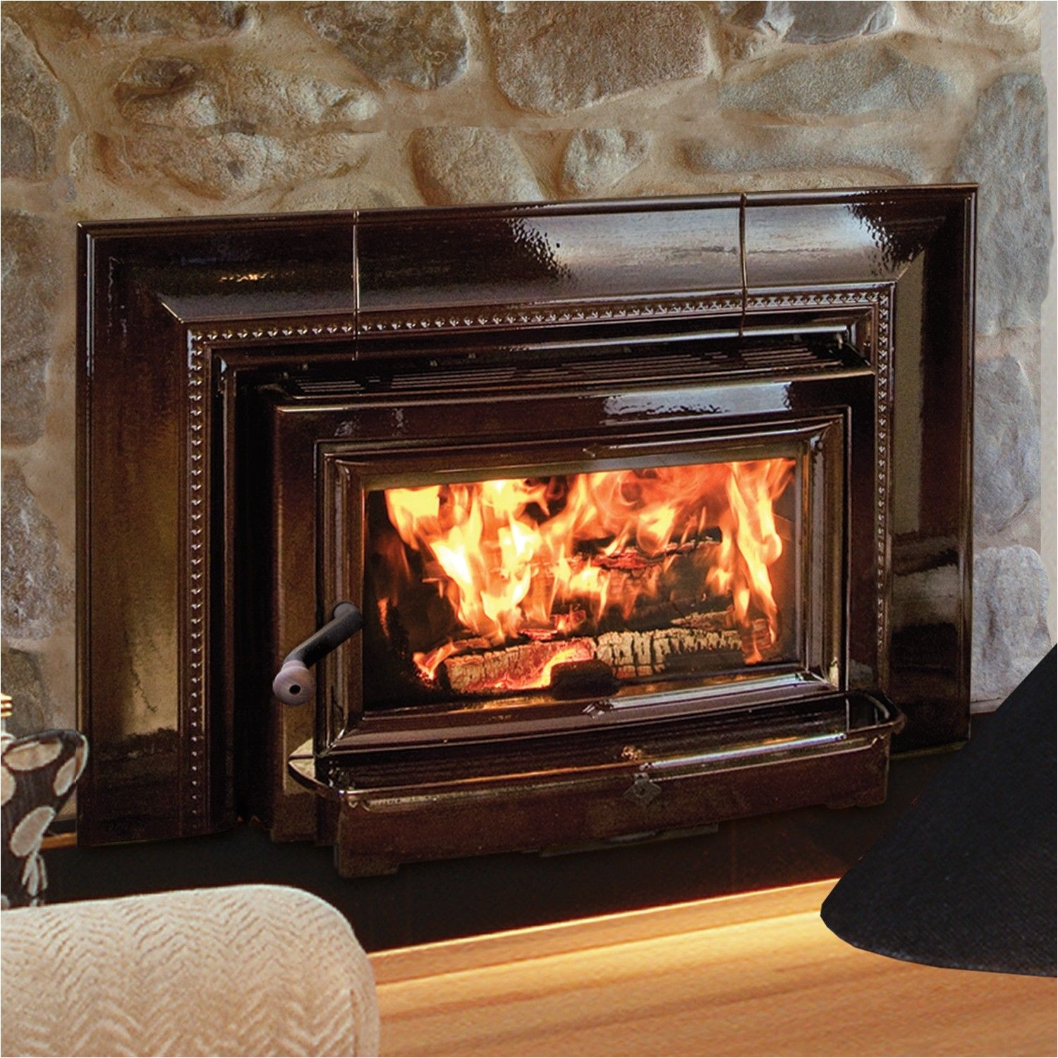 propane fireplace insert repair hearthstone insert clydesdale 8491 wood inserts heats up to 2 000 of propane fireplace insert repair