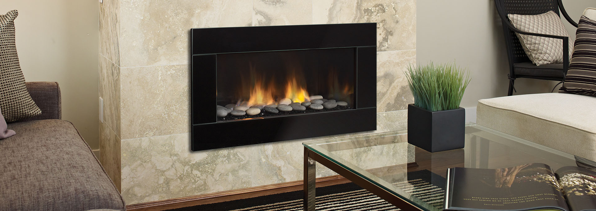 Horizon HZ30E Gas Fireplace 2