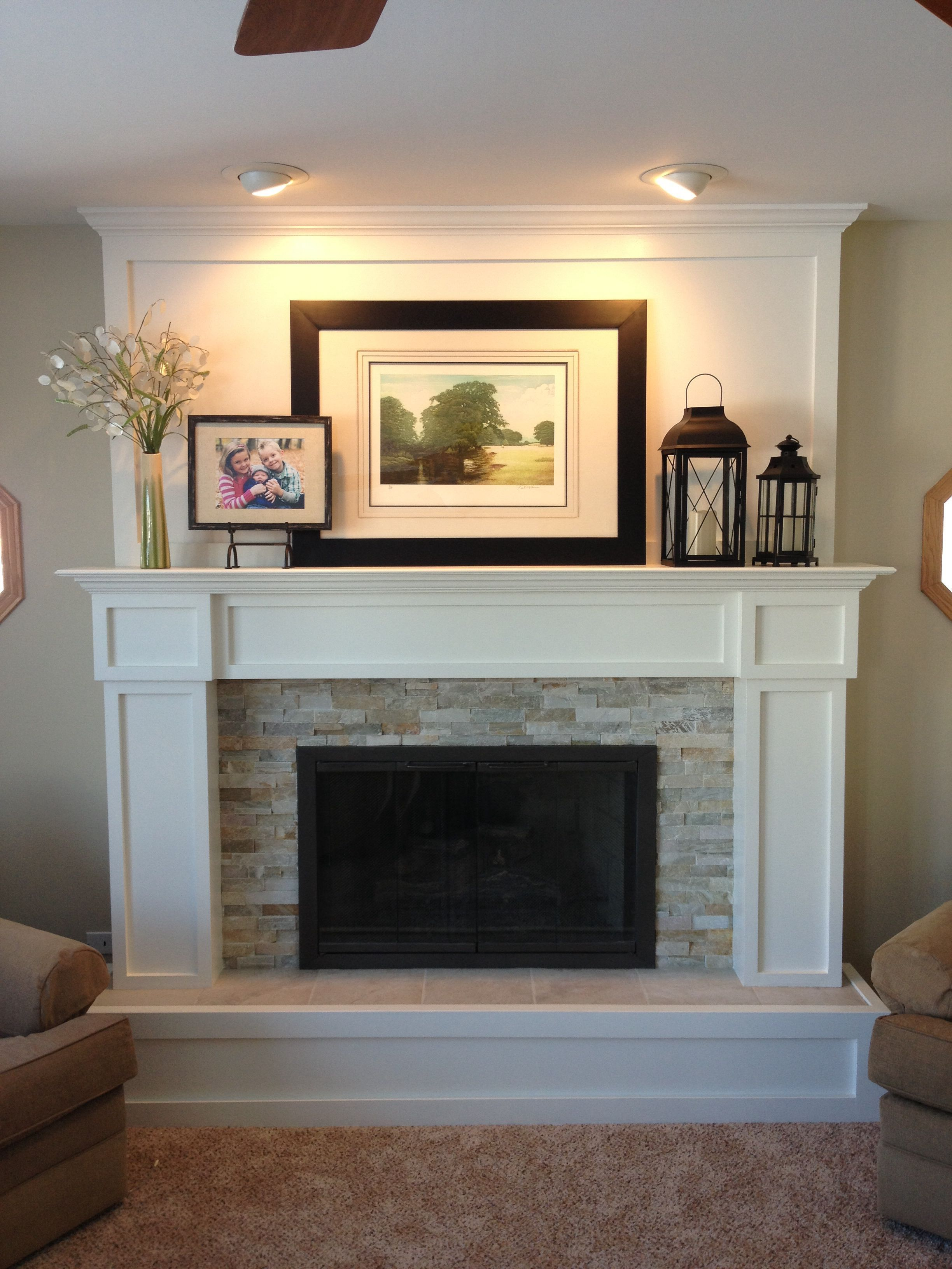Fireplace Mantel Colors Awesome 9 Easy and Cheap Cool Ideas Fireplace Drawing Chairs