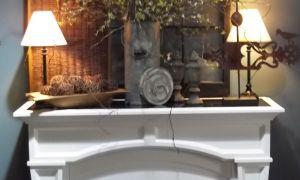 12 Elegant Fireplace Mantel Lighting