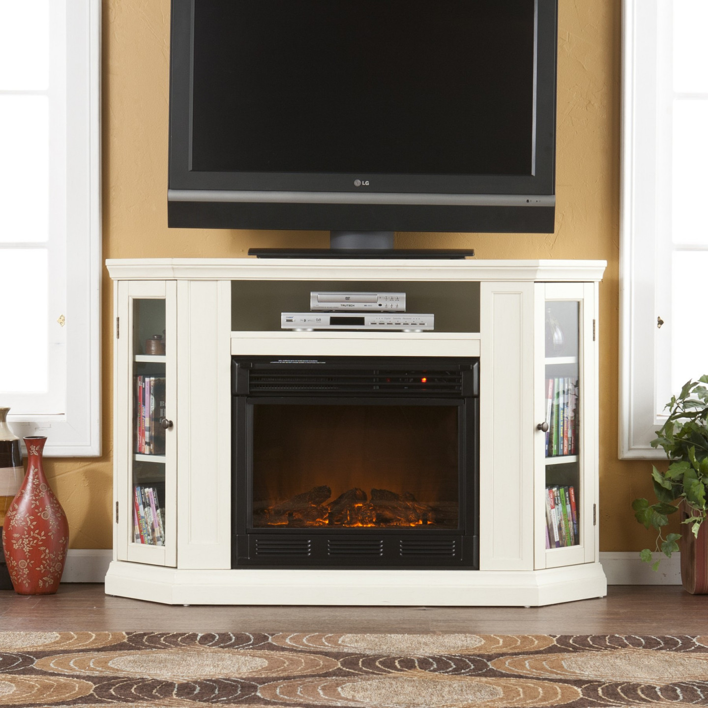 electric fireplace tv stand minimaliste elegant corner electric fireplace tv stand at corner electric of electric fireplace tv stand