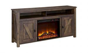 29 Lovely Fireplace On Tv Screen