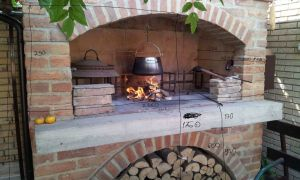 24 New Fireplace Oven