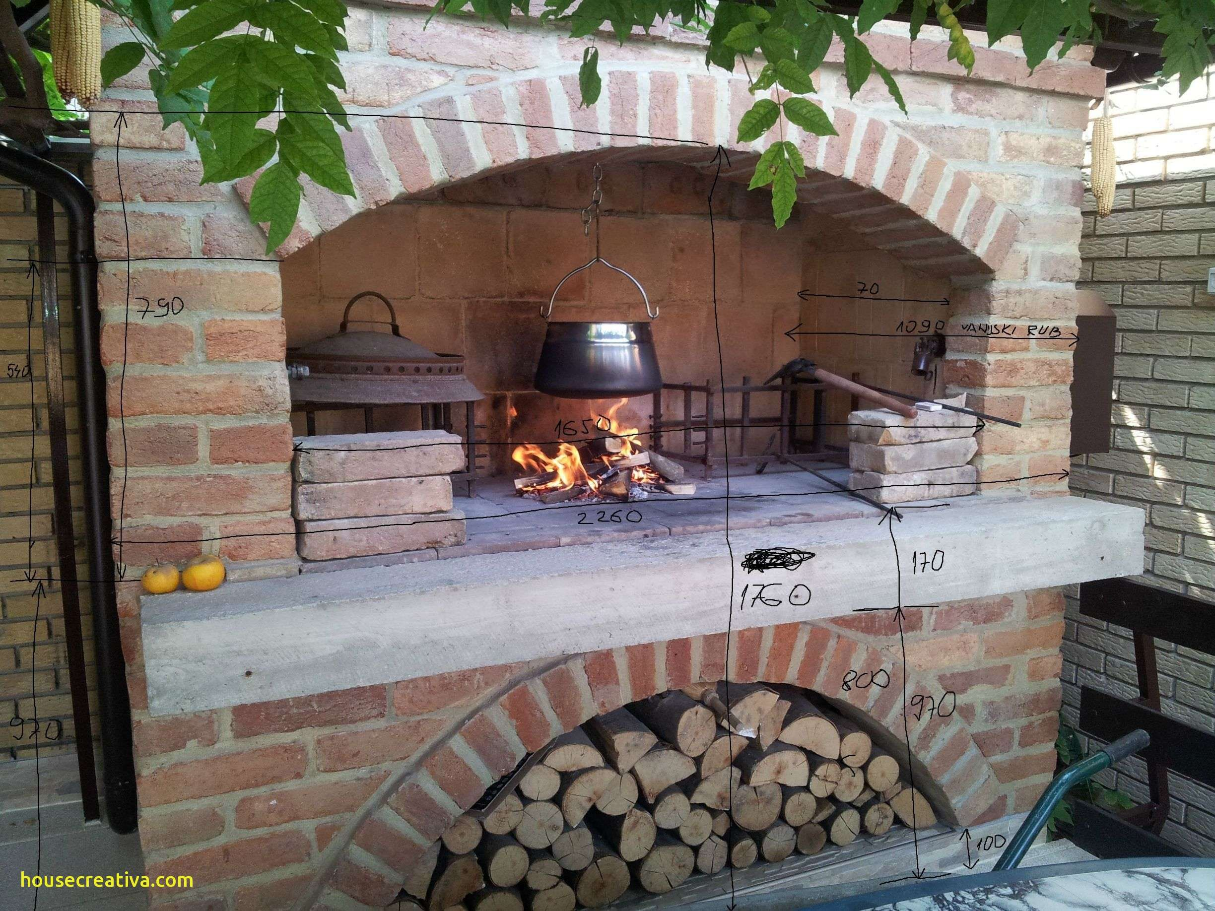 Fireplace Pizza Oven Combo Luxury Luxury Outdoor Fireplace Pizza Oven Bo Homedecoration
