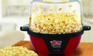 26 Elegant Fireplace Popcorn Popper