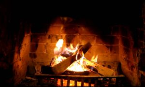 21 Elegant Fireplace Screensaver
