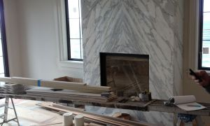 26 Lovely Fireplace Slab Stone