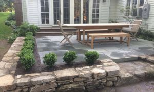 18 Elegant Fireplace Stone and Patio
